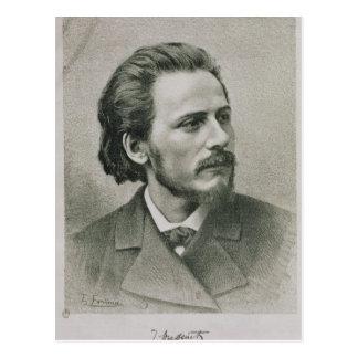 Jules Emile Massenet Postcard