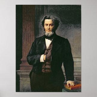 Jules Favre  1865 Poster
