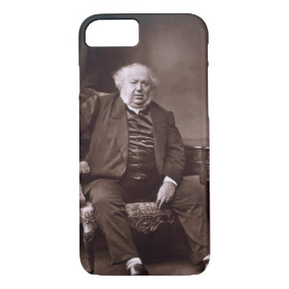 Jules Janin (1804-74), from 'Galerie Contemporaine iPhone 7 Case