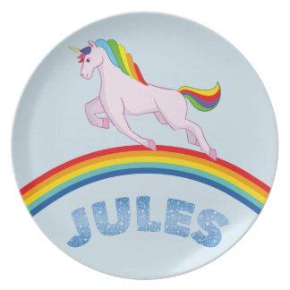 Jules Plate for children