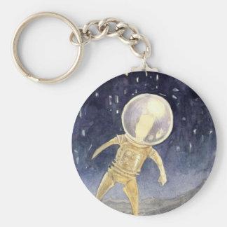 Jules Verne Explorer Key Chain