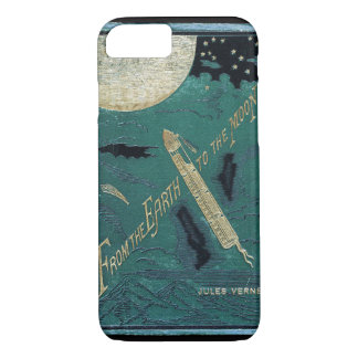 Jules Verne From The Earth To The Moon iPhone 7 Case