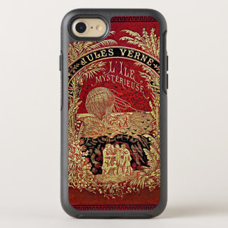 Jules Verne The Mysterious Island OtterBox Symmetry iPhone 7 Case