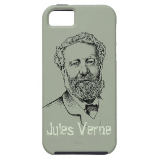 Jules Verne the steampunk writer Tough iPhone 5 Case
