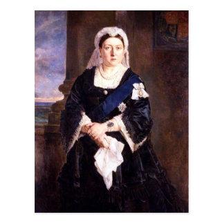 Julia Abercromby Queen Victoria Postcard