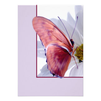 Julia Butterfly Invitations