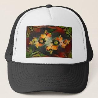 Julia Fractal Abstract Nature Trucker Hat