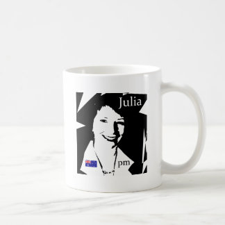 Julia Gillard Basic White Mug