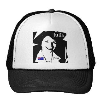 Julia Gillard Mesh Hats