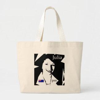 Julia Gillard Jumbo Tote Bag