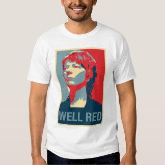 Julia Gillard Well Red Tees