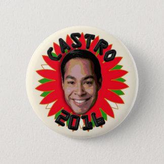 Julian Castro 6 Cm Round Badge