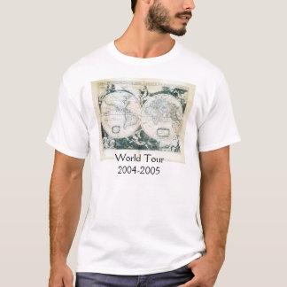 Julianne World Tour 2004-2005 T-Shirt