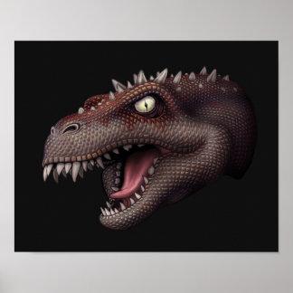 Julianosaurus Priyex Poster