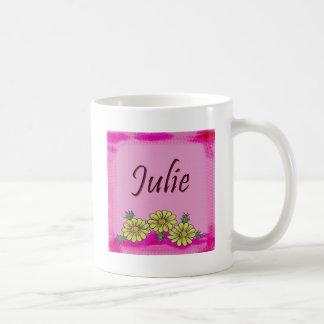 Julie Daisy Mug