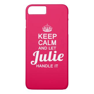 Julie handle it! iPhone 7 plus case
