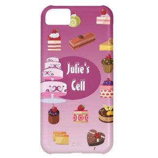 Julie's Cake Case iPhone 5C Cases