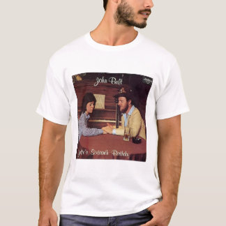Julie's Sixteenth Birthday - Funny Album Cover T-S T-Shirt