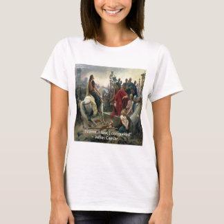 Julius Caesar I Came I Saw I Conquered T-Shirt