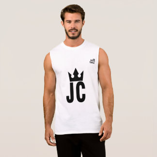 Julius Caesar Men's Cotton Sleeveless T-Shirt