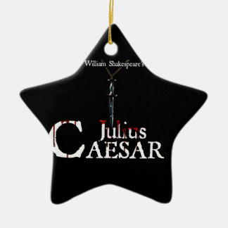 Julius Caesar Star Ornament
