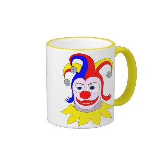 JULLARE clown Mugs