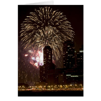 July 4, 2005 in Chicago Card