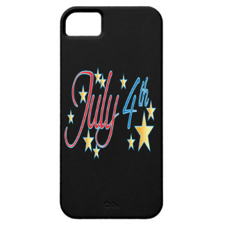 July 4th barely there iPhone 5 case