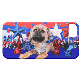 July 4th - Brussels Griffon - Oliver iPhone 5 Cover