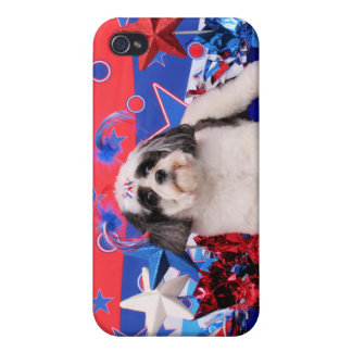 July 4th - Cavashon - Bandit Cases For iPhone 4