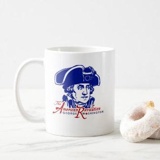 July 4th George Washington American Revolution Mug