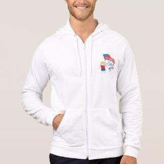 July 4th hoodie