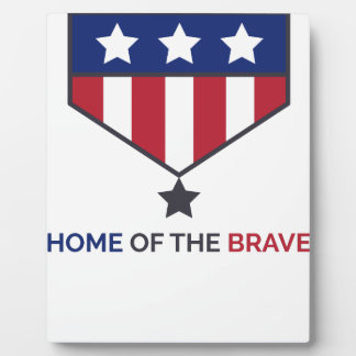 July 4th - Independence Day Plaques
