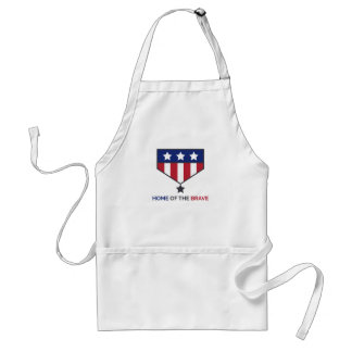 July 4th - Independence Day Standard Apron