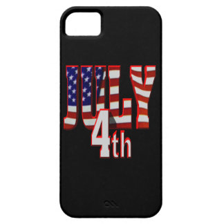 July 4th iPhone 5 cover