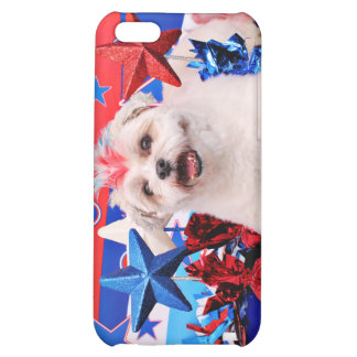 July 4th - Lhatese - Snickers iPhone 5C Cover