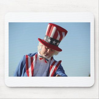 July-4th Mouse Pad