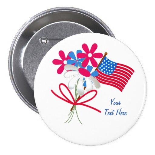 July 4th/Patriotic Pins