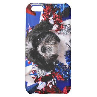 July 4th - Shih Tzu - Sadie Case For iPhone 5C
