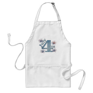 July 4th standard apron