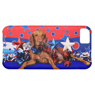 July 4th - Vizsla - Reagan iPhone 5C Cover