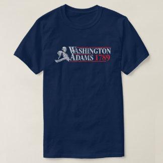 July 4th Washington Adams Campaign T-Shirt
