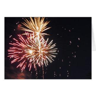 July Fireworks Cards