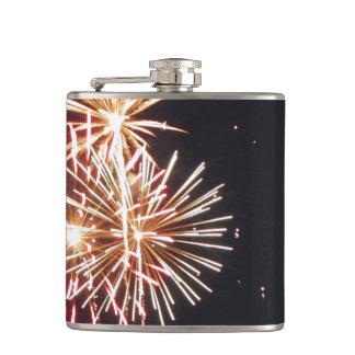 July Fireworks Flasks