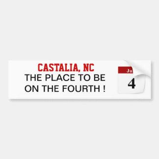 July Fourth Post-It Note Bumper Sticker