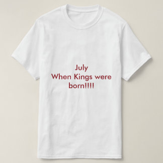July T Shirt