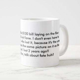 Jumbo Coffee Mug Inspirational YACF