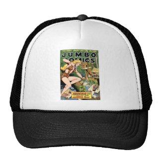 Jumbo Comics Cap