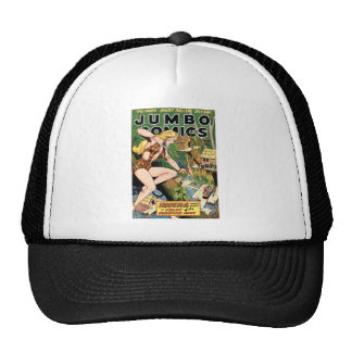 Jumbo Comics Trucker Hats