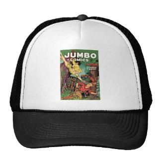 Jumbo Comics No 160 Cap